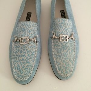 ESCADA Loafers Size 7.5 VGC